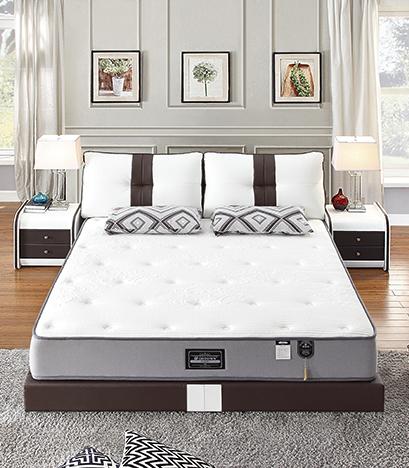 我对荣达床垫很定心